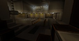 Vault 1 - Fallout 4 Style vault - New and Improved Version Minecraft Project