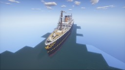 RMS Porter (Updated) Minecraft Map & Project