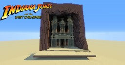 Indiana Jones And The Last Crusade - Temple of the Sun Minecraft Map & Project
