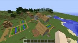 Island And Basic Village