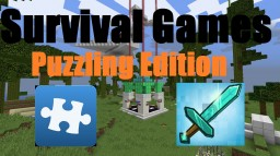 Puzzling Survival Games Map Minecraft Project