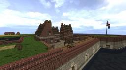 Fort Rammekens/Rammekens Fortress [Conquest Reforged] Minecraft