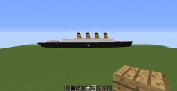 ship project Minecraft Project