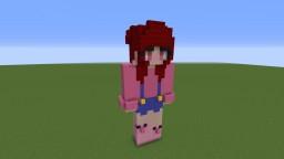 ♡ Sparkie (Skin Statue) ♡ Minecraft Project