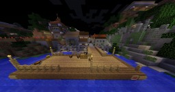 Small City Build 1.1 Minecraft Project