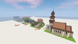 Download Medieval Building Pack (fully furnished)