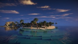 Paradise and tropical hotel | Ayada Paradise. Minecraft