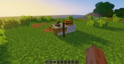 Airships In Vanilla Minecraft 1.12 Minecraft Mod