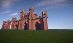 Königsberg Kings gate Minecraft Map & Project