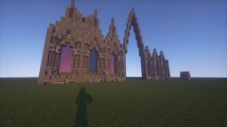 Cathedral (First Time Large Scale Build)