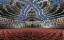 Bow Spleef Arena Minecraft Project