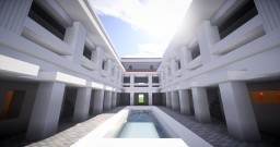 Darzalia- Roman Appartements Minecraft Project