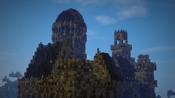 Medieval castle - New spawn