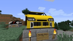 RCD  Car Museum Minecraft Project