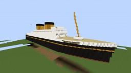 MV Britannic 1930=1939