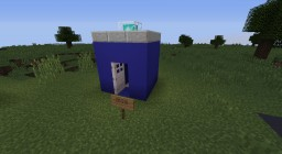Home made TARDIS