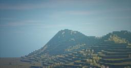 Isla Nublar map by NerfLemon
