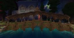 The bridge Minecraft Map & Project