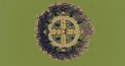 Medieval Server Spawn Minecraft