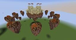 Skywars map: Skull Empire Minecraft Project