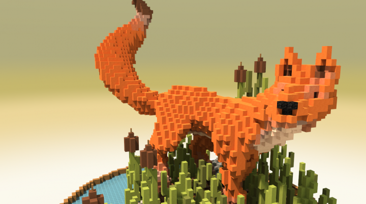 sneaky fox minecraft project