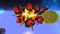 Blast off Minecraft Map & Project