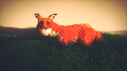 Organic Fox Minecraft Project