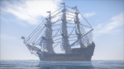 Daydream - Sailing ship Minecraft Project