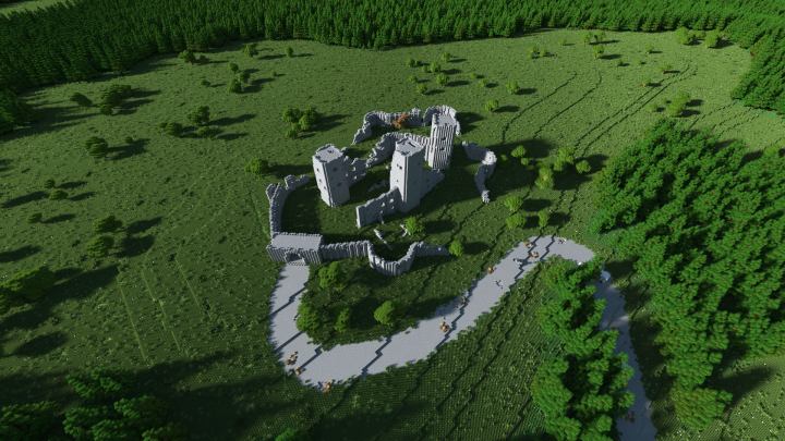Devils Castle