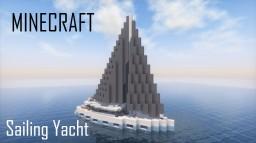 Sailing Yacht (full interior) Minecraft Project
