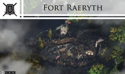 Fort Raeryth - #WeAreConquest Minecraft Project