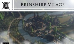 Brinshire Village - #WeAreConquest Minecraft