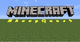 SheepQuest Minecraft Map & Project