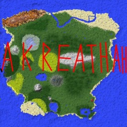 Akreathah Minecraft Map & Project