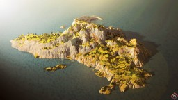 [WorldMachine] Je suis l'Ile 1k*1k (Timelapse + Download) Minecraft Map & Project