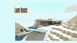 Lauv House Minecraft