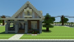 Suburban House Series - 2 Minecraft Project