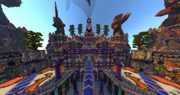 Grian and Crunkel HubSpawn Minecraft Map & Project