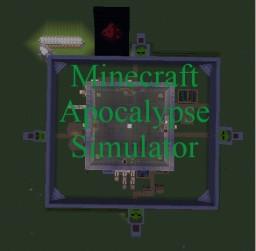 Minecraft Zombie Apocalypse Simulator
