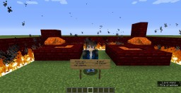 DylanHyperCraft's World  Made for BobTHP Minecraft Map & Project