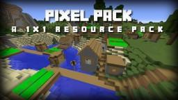 PixelPack [1.9] [1.10] [1.12] (1x1) Minecraft Texture Pack