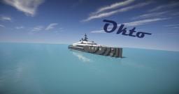 Okto   Super Yacht (ShipSide) Minecraft Map & Project