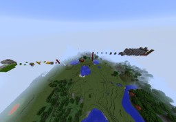 1.12 version 4 level  Parkour map by SilverBrine and SICMIK