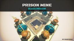Prison Mine - BasicMineM Minecraft Map & Project