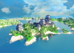 ashitano castle Minecraft Map & Project