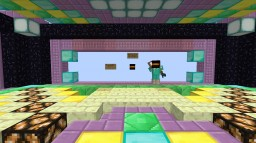 Void Parkour!!! Minecraft Map & Project