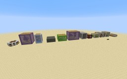 Kirby_123's Find the Button Map Minecraft Map & Project