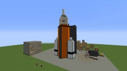 Project SLS ORION (NASA) Minecraft Map & Project