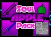 Soul Apple: A 2048x2048 scaled texture pack that will blow up your world. Took me 1,5 years to complete