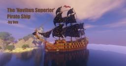 The 'Novibus Superior' Pirate Ship